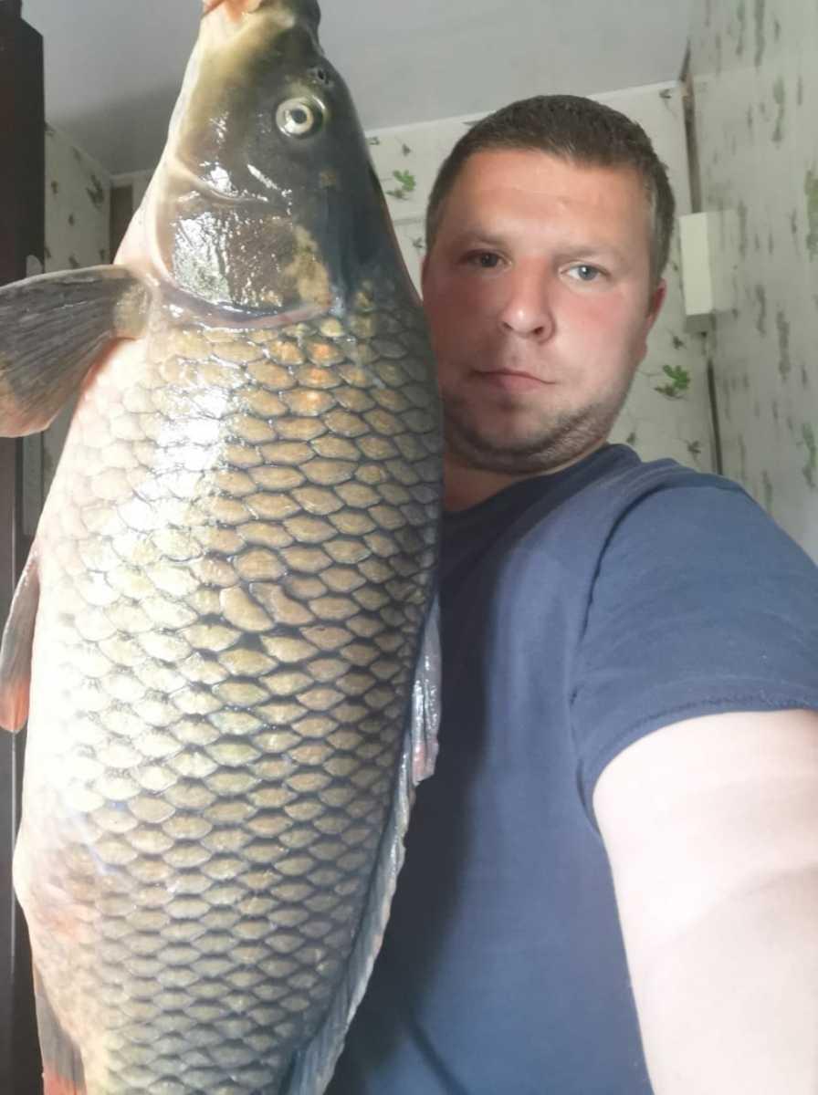 Рыбалка в июне. Пруд Мазурина