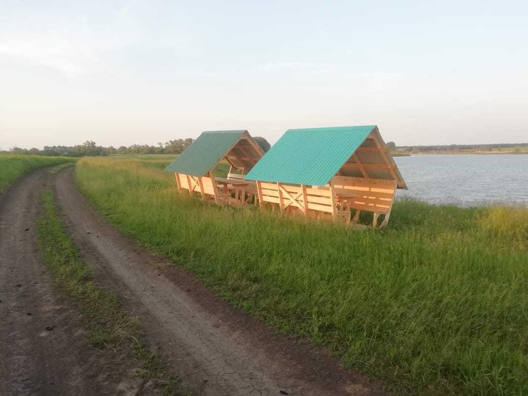 Рыбалка в Липецкой области. Пруд Мазурина